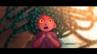 奇幻动画短片《美杜莎:前传》——一段与众不同的女妖身世之谜!