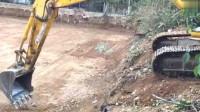 就这技术还开挖掘机,别来丢人了!
