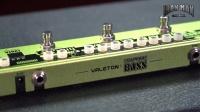 铁人音乐频道乐器测评-Valeton 顽声 Dapper BASS