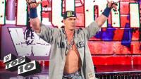 WWE十大经典人设回归 约翰塞纳重现饶舌歌手身份