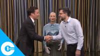 [1TheC]吉米遇见索菲亚机器人(你会娶个机器人做老婆吗)
