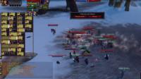 魔兽世界80个盗贼在奥山集体太空步!这是一场与服务器的对决!