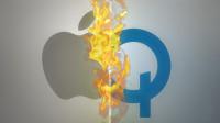 「领菁资讯」专利大战开始!苹果要求高通赔偿 270 亿美元!