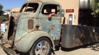 老外珍藏1938年货车,驾驶它该有多拉风?