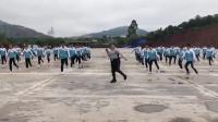 别人家的学校,塘步镇第一中学女老师C位领舞超有范!
