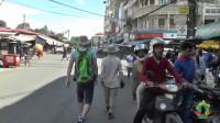 实拍柬埔寨首都金边市区,若在中国,它算几线城市