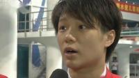 全国跳水冠军赛女子双人三米板 施廷懋王涵轻松夺冠