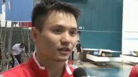 全国跳水冠军赛男子双人十米台发挥稳定,邱波、杨健如愿夺冠!
