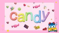 百变校巴英文儿歌06《我有一盒糖果》——好吃的糖果要跟朋友一起分享