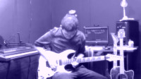 抒情电吉他独奏《岁月神偷》金玟岐