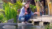 农民大哥给美女拍MV,配上一曲李宇春《你是人间的四月天》,人美音乐美!