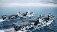 英国向印度推销航母 引发印度军迷自嗨