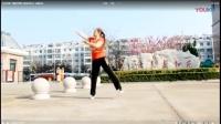 时光幸福广场舞正背面【最美中国人】动感时尚