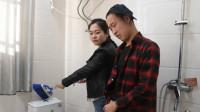 媳妇买个智能扫帚,扫到啥说啥,结果可把老公害惨了