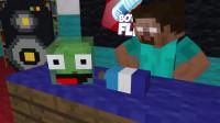 我的世界动画-怪物学院-翻水瓶-Tom