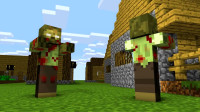 我的世界动画-怪物学院-丧尸围城-TooBizz