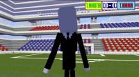 我的世界动画-怪物学院-足球赛-Aw Craft