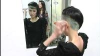 剪个好奇葩发型
