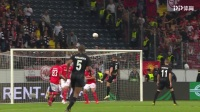 2018/2019欧联1/4决赛次回合全场集锦:法兰克福2-0本菲卡