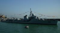 人民海军传奇战舰寻踪:只身挑战敌方舰队 中弹百处奇迹生还
