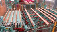 木材加工厂实拍,自动化程度已经很高了,全程也没看到几个人
