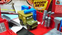 赛车总动员无敌的麦大叔卡车玩具汽车总动员