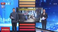 湖南长沙:两男子进寺叩拜  起身顺走香火钱
