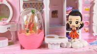 小琦拆芭比系列第一款奇趣蛋玩具 12