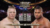 """UFC圣彼得堡 预热""""铁锤""""死亡顶膝盖摧毁巨兽"""