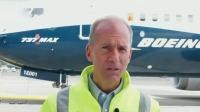 波音首席执行官称正寻求737MAX复飞