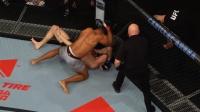 """UFC圣彼得堡 盘点""""荷兰铁锤""""欧沃瑞姆五大毁灭时刻!"""