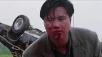 江湖情:阿勇枪杀剂哥失败,麦英雄痛揍阿勇,这段看得真解气!