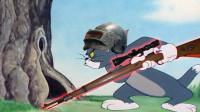四川方言猫和老鼠:汤姆猫为了吃北京烤鸭拿出了98K,笑的肚儿痛!