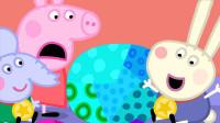 超奇妙!小猪佩奇和乔治怎么得到一个大宝箱?藏着什么惊喜玩具呢?儿童玩具故事
