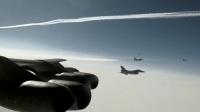 从天空到海洋 俄美大斗法 美军轰炸机模拟对俄核打击 首都晚间报道 20190419 高清