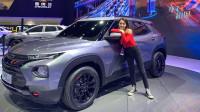 2019上海车展:美式肌肉范儿的紧凑SUV,体验雪佛兰创界