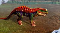 侏罗纪世界游戏第1039期:最强两栖恐龙蛇发女怪鳄龙★恐龙公园★哲爷和成哥