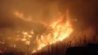 呼伦贝尔地区突发俄罗斯蒙古国入境火 已投入1300余人扑救阻截