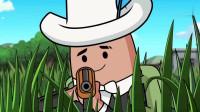 搞笑吃鸡动画:香肠岛新出可以让新手直达决赛圈的工具,最后却引起了群愤