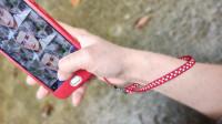 你的手机挂绳买亏了,自己做的漂亮多了,关键是成本低啊