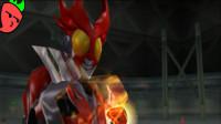 PSP假面骑士超巅峰英雄agito篇-萝卜吐槽番外