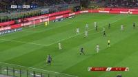意甲-小法老世界波佩里西奇鱼跃冲顶 国际米兰1-1罗马