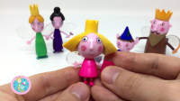 仙女国国王施魔法变彩泥盒玩具