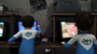 茶啊二中:强哥带同学去网吧打游戏,结果遇到教导主任来抓人!