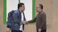 欢乐喜剧人5:贾冰:您是张木棍张校长吧?张林