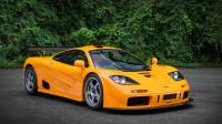 永不褪色的经典老车,量产跑车迈凯伦F1,原型车仅有五辆!