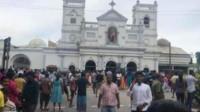 斯里兰卡爆炸已致185人死 两名嫌疑人身份确认