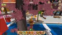 迷你世界:坐化石龙假扮神仙站在许愿树,能成功骗到小伙伴吗?