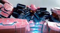 小伙获得巨型铠甲机器人,操控为自己战斗,专门对付外星人!