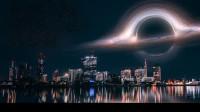 如果黑洞出现在太阳系,我们会经历些什么?